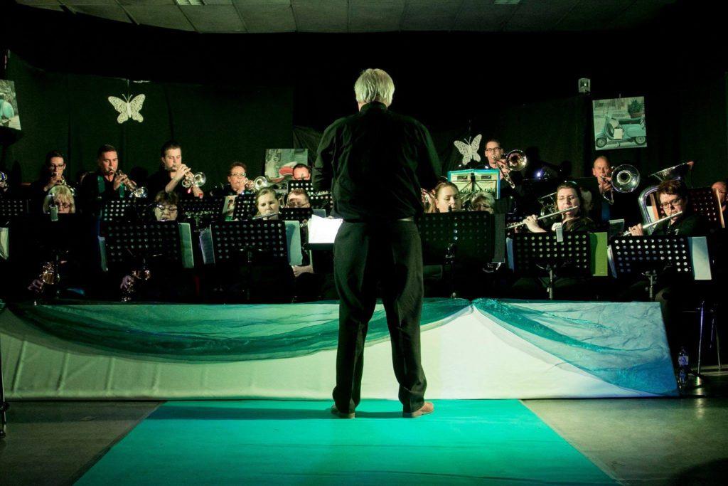 Stageband lenteconcert 2016