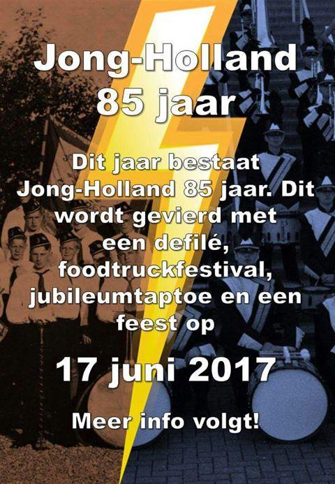 Jong-Holland 85 jaar