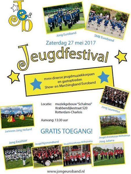 Jeugdfestival Jong Eruroband 2017