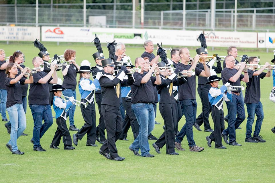 85 jaar Showband Jong-Holland