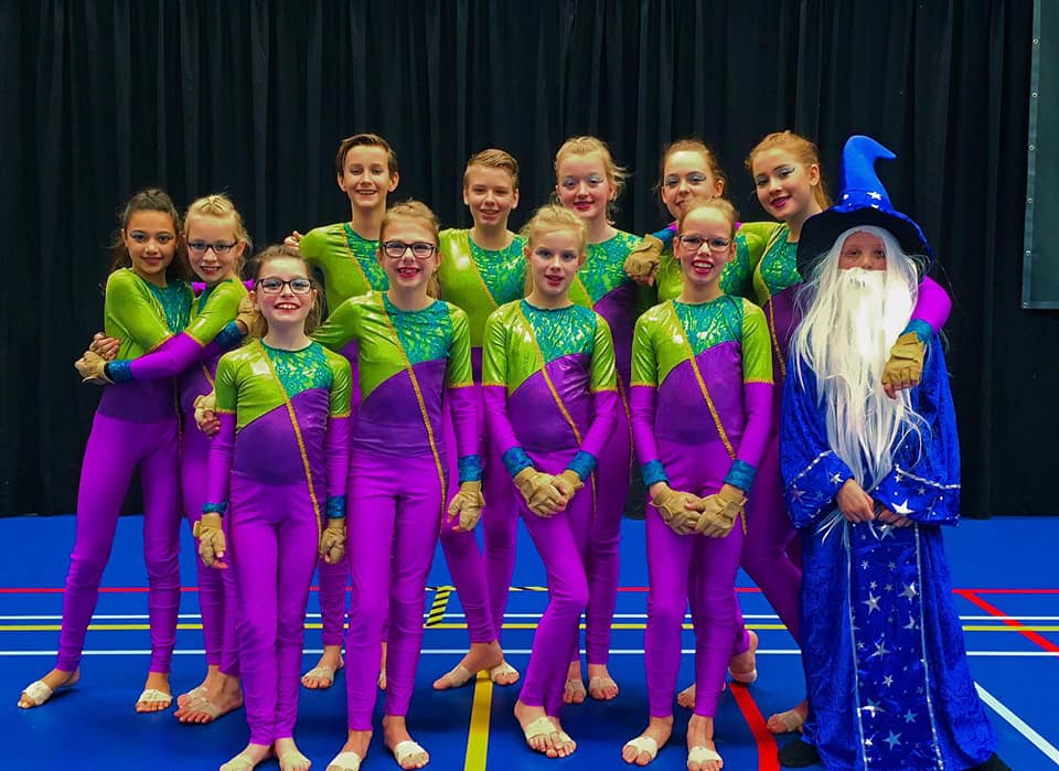 Jong-Holland Winterguard 2019